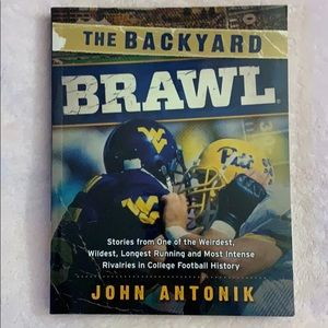"Other - ""The Backyard Brawl"" by John Antonio"